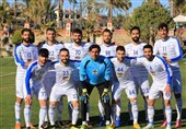 Esteghlal Beats Brazilian Team in Friendly