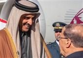 حضور بسیار کوتاه امیر قطر در بیروت؛ ترک لبنان پس از شنیدن اظهارات میشل عون