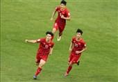جام ملتهای آسیا| ویتنام با شکست اردن لقب شگفتیساز را ربود/ همگروه ایران نخستین صعودکننده به مرحله یک چهارم نهایی