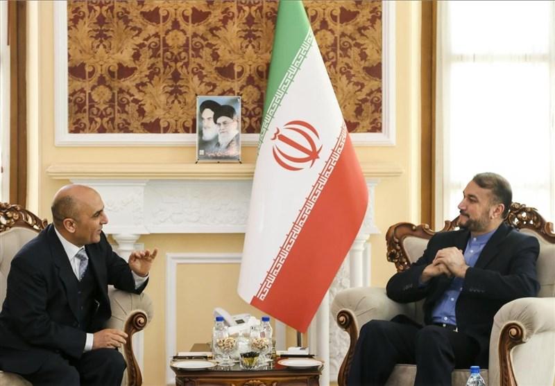 تأکید امیرعبداللهیان و سفیر تونس بر مقابله با طرحهای صهیونیستی منطقه