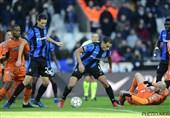ژوپیلر لیگ بلژیک  شکست کلوب بروژ در نبرد تیمهای لژیونرهای ایرانی