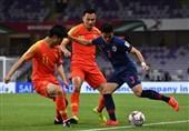 جام ملتهای آسیا| کامبک چینیها مقابل تایلند/ شاگردان لیپی در انتظار برنده دیدار ایران - عمان