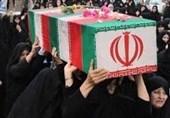 مادر شهیدان دوستیار تبریزی میهمان فرزندانش شد