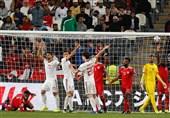 برتری آماری تیم ملی فوتبال ایران مقابل عمان در نیمه نخست