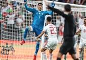 علیرضا بیرانوند در میان برترینهای مرحله یکهشتم نهایی جام ملتهای آسیا