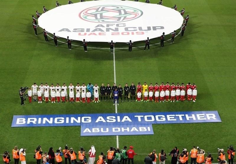 رونمایی از 8 تیم مرحله یک چهارم نهایی جام ملتهای آسیا پس از بازیهای امروز