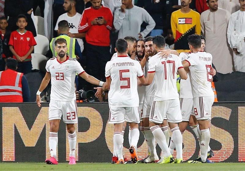 جام ملتهای آسیا| ایران به عمان هم امان نداد/ ... و حالا ملاقات با لیپی زیر دیوار چین