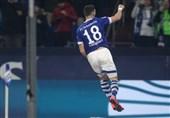 فوتبال جهان| برتری خانگی شالکه مقابل ولفسبورگ