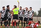 لیگ دسته اول فوتبال| جدال سرمربیان استقلالی و پرسپولیسی و تلاش ملوان برای جبران