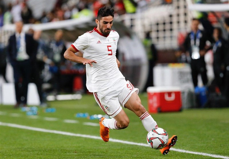 میلاد محمدی: همه انتظار داشتند ایران قهرمان جام ملتها شود/ سرعت من لطف خدادادی است