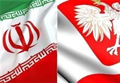 پولینڈ کے نائب وزیر خارجہ تہران پہنچ گئے