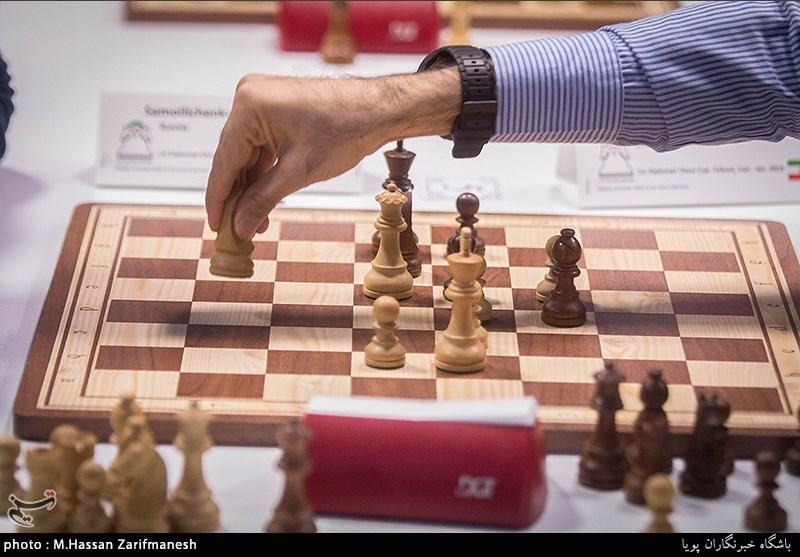 پایان دور دوم مسابقات قهرمانی شطرنج ایران / ادامه صدرنشینی پوریا درینی