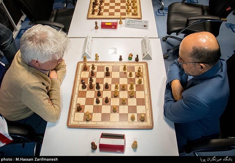 شطرنج پیشکسوتان آسیا  نماینده ایران در بخش سریع پنجم شد