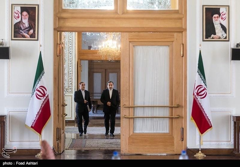دیدار معاونان وزیر خارجه ایران و لهستان
