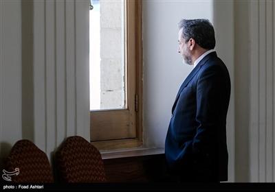 سید عباس عراقچی معاون وزارت خارجه ایران