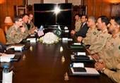 ارتش پاکستان: صلح افغانستان برای ثبات منطقه حیاتی است
