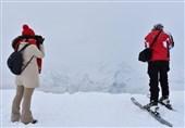 زمستان در کوهستانهای حکاری ترکیه + عکس