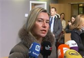 Mogherini Says Not Able to Attend Anti-Iran Summit in Warsaw (+Video)