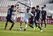 جام ملتهای آسیا| پیروزی یک نیمهای ژاپن مقابل عربستان