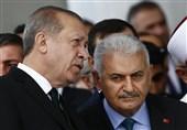 یادداشت تسنیم| جنجال بر سر استعفای بنعلی یلدیریم و انشقاق در حزب حاکم ترکیه