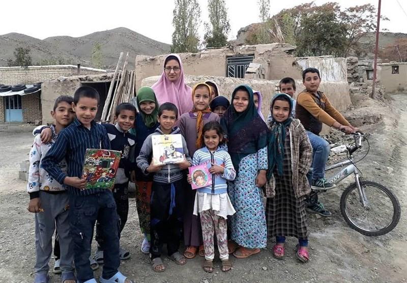 کمپینی جالب برای ترویج فرهنگ کتابخوانی