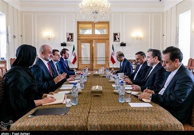 عراقجی: ایران لن تسمح لأی بلد بصناعة التحالفات ضد مصالحها