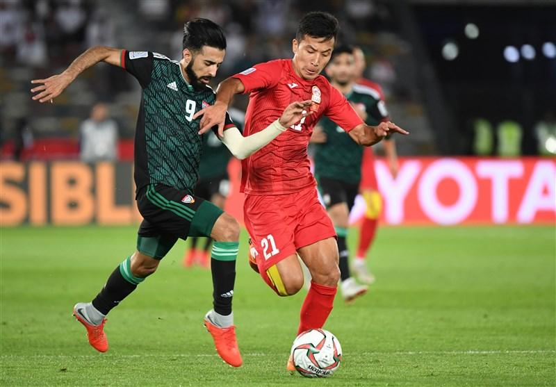 جام ملتهای آسیا| برتری امارات مقابل قرقیزستان در وقتهای اضافه/ شاگردان زاکهرونی حریف استرالیا شدند