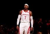 لیگ NBA|آنتونی از راکتس جدا میشود