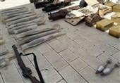 شام: دہشتگردوں کے گودام سے بھاری مقدار میں یورپی ساخت کے ہتھیار دریافت
