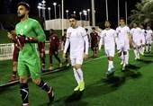 بازگشت تیم فوتبال امید به تهران