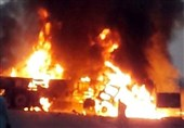 خوزستان| حال مصدومان تصادف محور امیدیه به ماهشهر وخیم اعلام شد