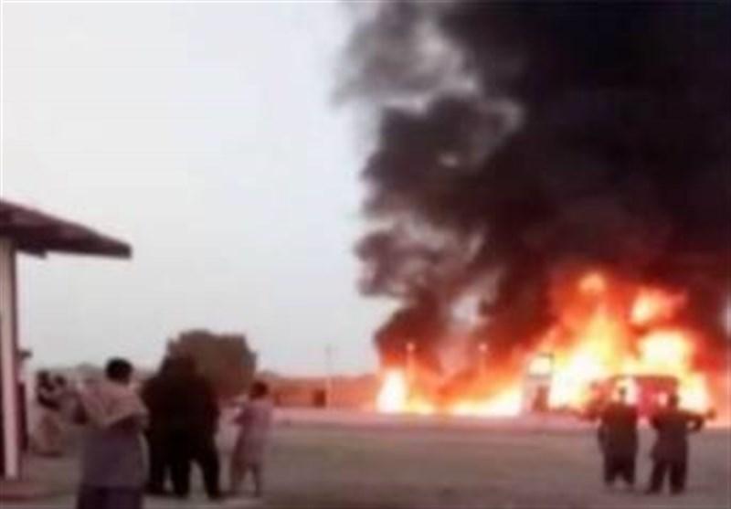 حب: مسافر بس اور آئل ٹینکر تصادم میں ہلاکتوں کی تعداد 27 ہوگئی