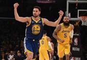 لیگ NBA| پیروزی وریرز با رکورد شکنی تامپسون/ راکتس مغلوب سیکسرز شد