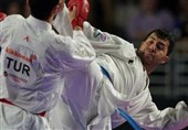 لیگ برتر کاراته وان روسیه| گنجزاده نقرهای شد/ پایان کار ایران با 3 طلا، یک نقره و یک برنز