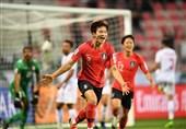 جام ملتهای آسیا| مقاومت بحرین فرو ریخت؛ کرهجنوبی هفتمین تیم مرحله یک چهارم شد
