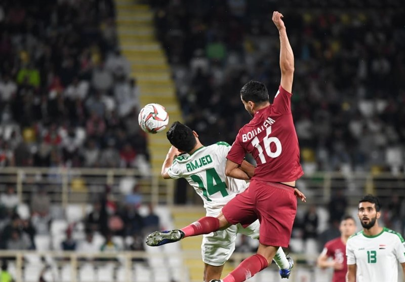 احتمال حذف قطر از مرحله یکچهارم نهایی جام ملتهای آسیا با شکایت عراق به فیفا