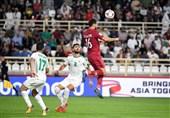 حاشیه دیدار عراق- قطر|اشکهای عراقیها و حضور طرفداران عمانی