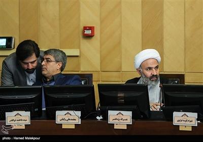 حجتالاسلام نصرالله پژمانفر در جلسه کمیسیون تلفیق لایحه بودجه سال 98 کل کشور