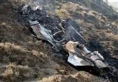 پاک فضائیہ کا طیارہ گر کر تباہ، پائلٹ شہید