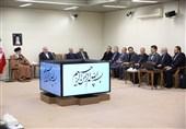 ملک میں علمی ترقی کی رفتار میں رکاوٹ یاسستی نہیں آنی چاہئے، امام خامنہ ای