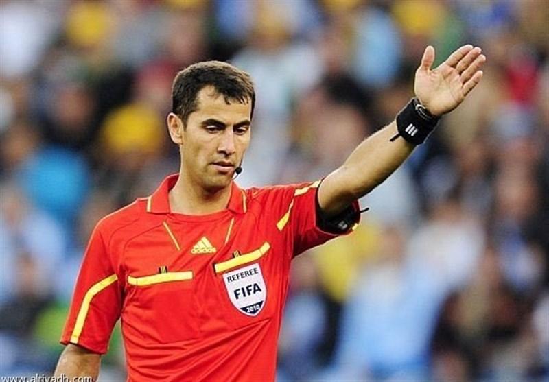 Uzbek Referee Irmatov to Take Charge of Iran v Iraq