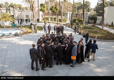 محمود واعظی رئیس دفتر رئیسجمهور و سرپرست نهاد ریاست جمهوری