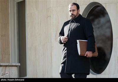 حسینعلی امیری معاون رییس جمهور در امور مجلس