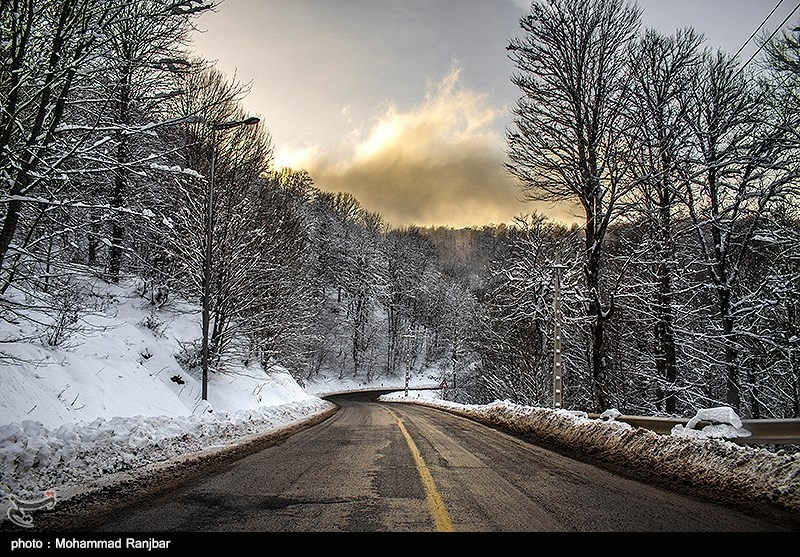 """تداوم بارش """"برف و باران"""" در بیشتر مناطق کشور تا فردا"""