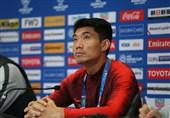 گزارش خبرنگار اعزامی تسنیم از امارات| ژنگ ژی: در بازی سخت مقابل ایران باید بهترین باشیم/ میتوانیم با سختکوشی به خواستهمان برسیم