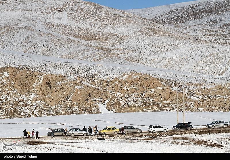 تفریحات زمستانی - خراسان شمالی