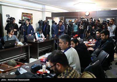 نشست انجمن روزنامهنگاران مسلمان در خصوص محکومیت بازداشت غیرقانونی مرضیه هاشمی خبرنگار و گزارشگر شبکه پرستیوی توسط افبیای در آمریکا