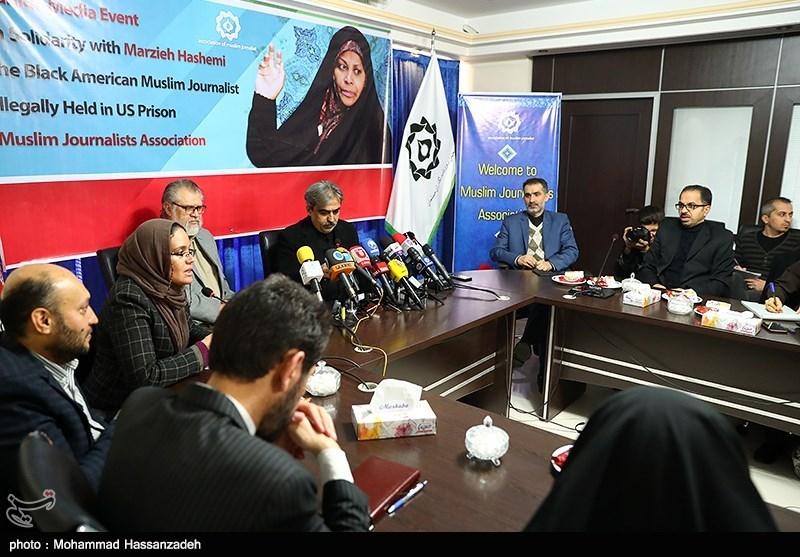 Senior Muslim Journalists, Activists Deplore US 'Illegal' Detention of Iran TV Anchor