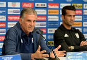 Carlos Queiroz Wants Iran's Players to Enjoy Match against China