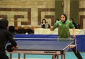 لغو برگزاری پلیآف لیگ برتر تنیس روی میز بانوان